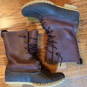 Women's duck boots hunting shoe